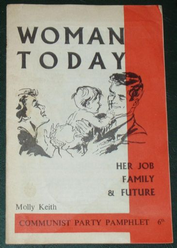 Woman Today - Her Job, Family & Future, by Molly Keith
